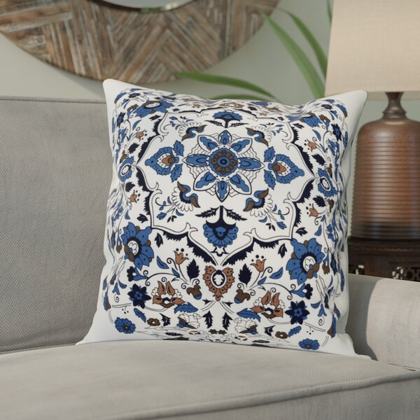 Buckman 100% Cotton Pillow Cover (Set of 2) by Bungalow Rose